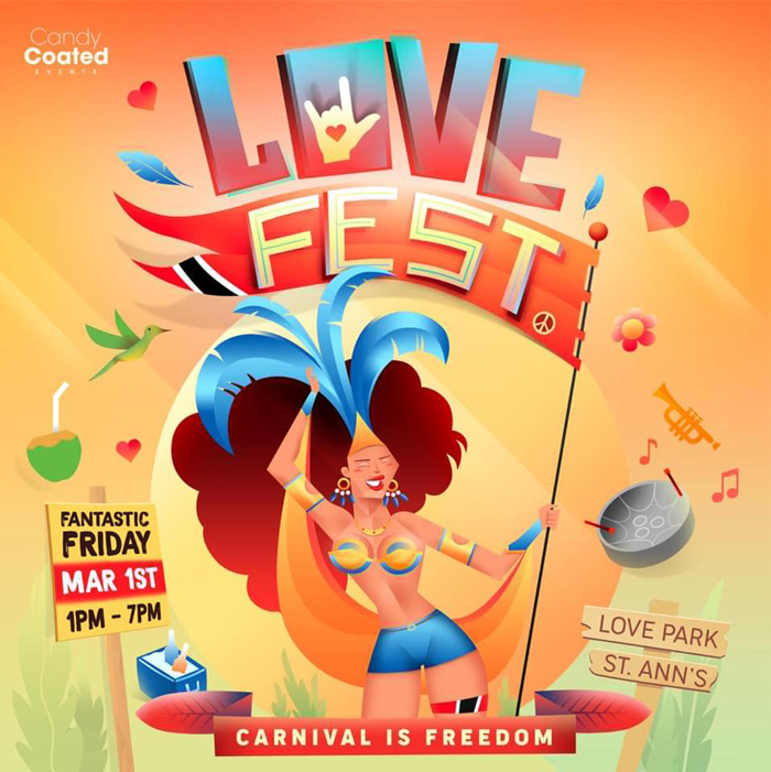 Candy Coated Events - Love Fest