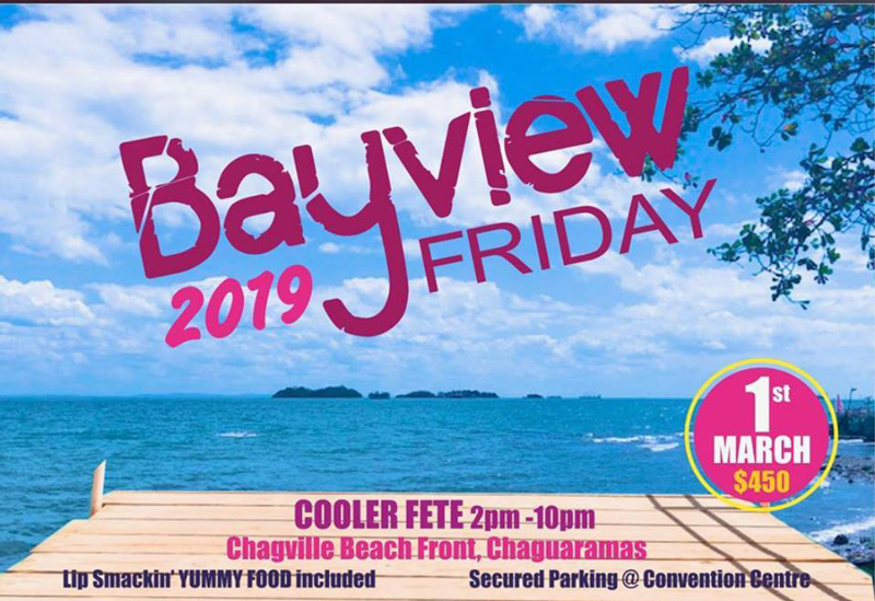 Cocoa Crew Bayview Cooler Cruise