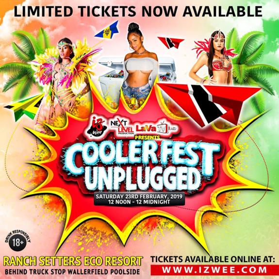 Cooler Fest Unpluged
