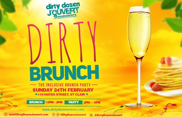 Dirty Brunch 2019 – The Inclusive Brunch Party