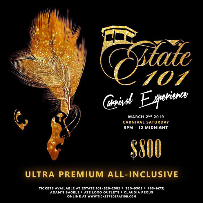Estate 101 Ultra Premium All Inclusive