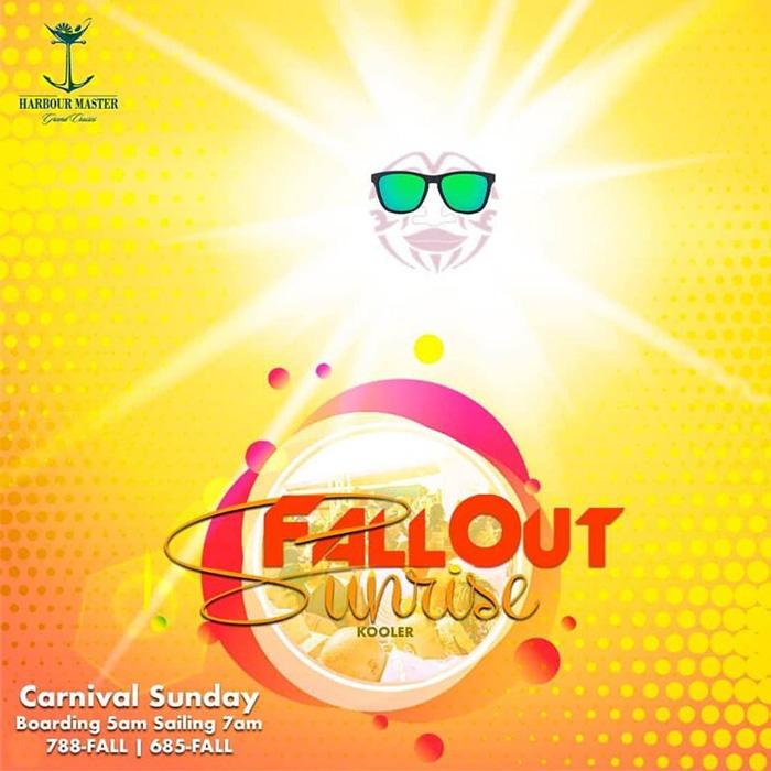 Fall Out - Sunrise Cruise