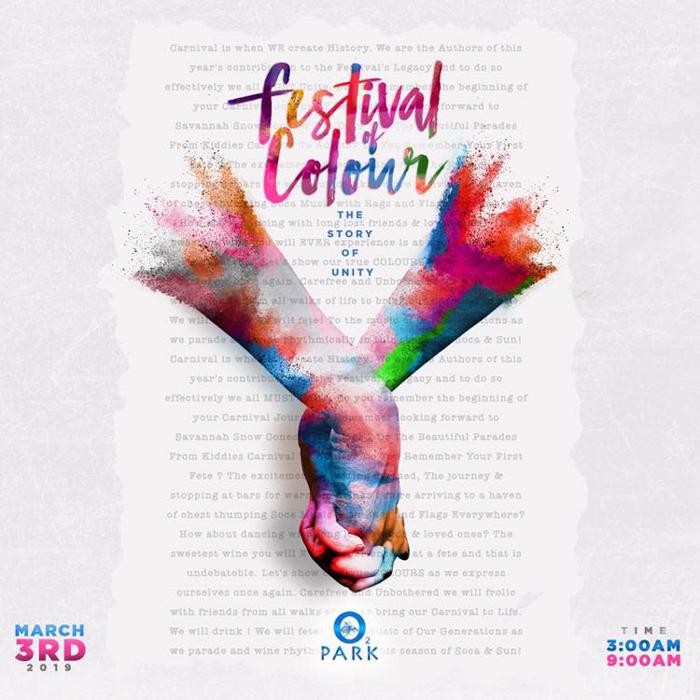Festival Of Colour - TSOU