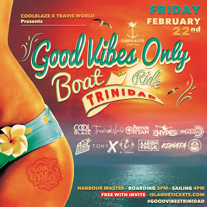 Good Vibes Only Trinidad