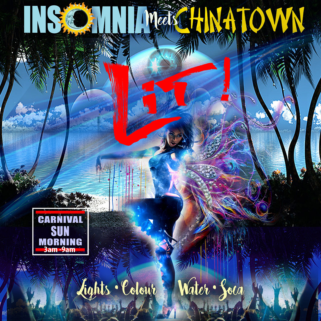 Insomnia Meets Chinatown 2019