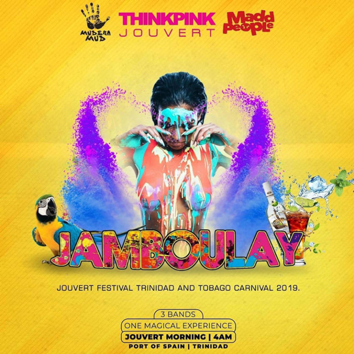 Jamboulay 'The Jouvert Festival Experience'