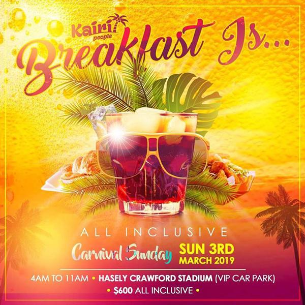 """Kairi """"Breakfast is..""""  Breakfast Party"""