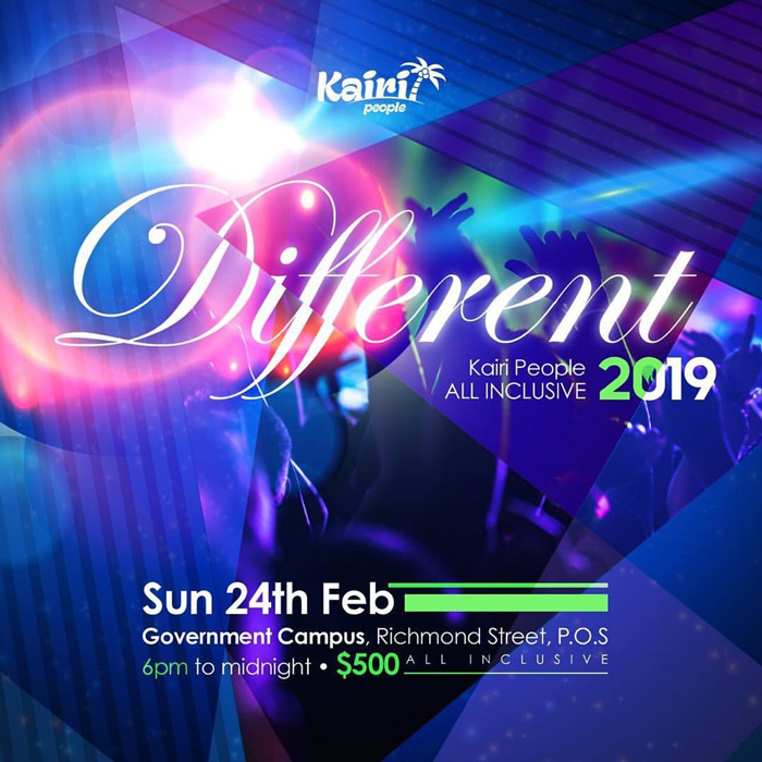 "Kairi People ""Different"" All Inclusive"