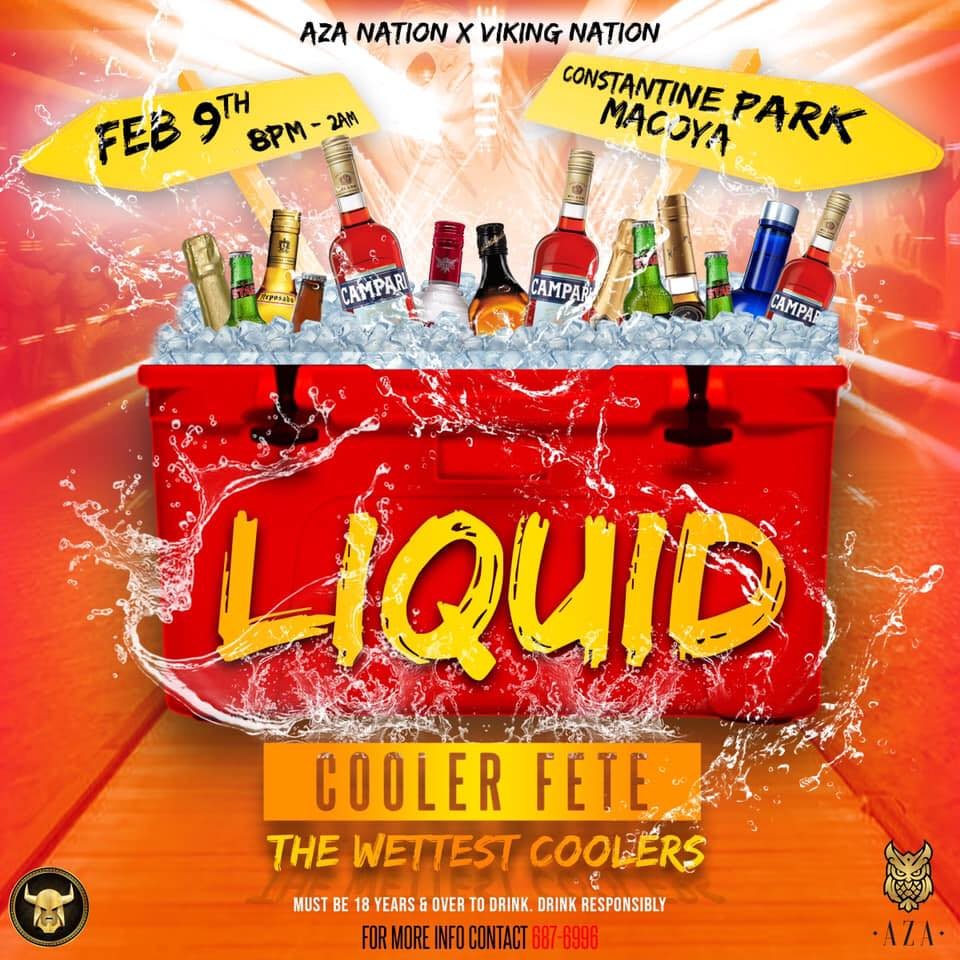Liquid Cooler Fete