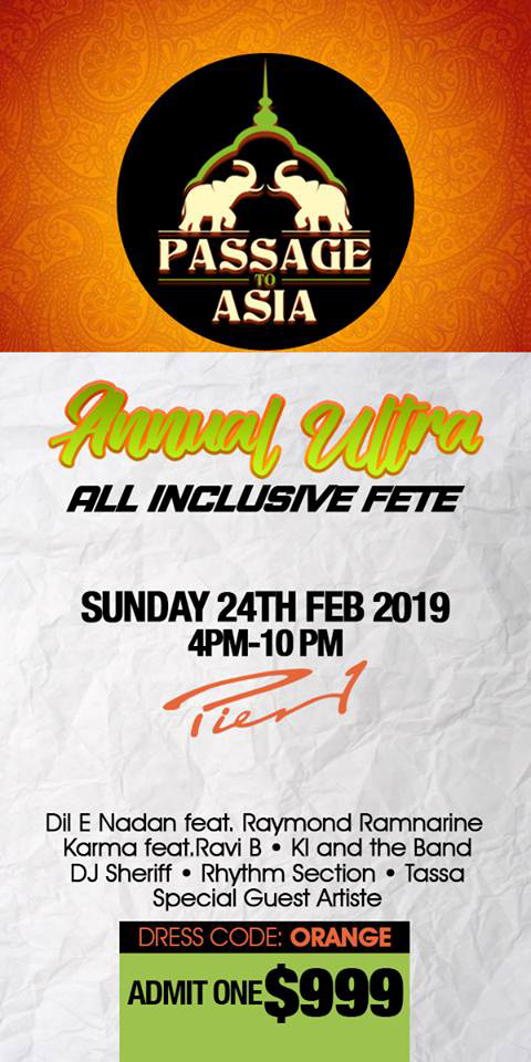 Passage To Asia All Inclusive