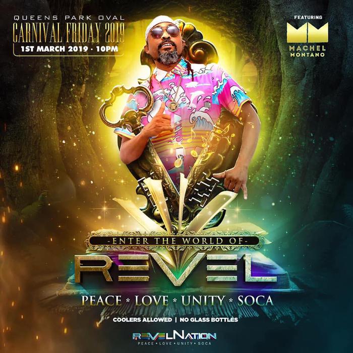 Revel Nation - Cooler Fete