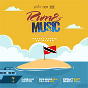 Rum And Music Cooler Cruise