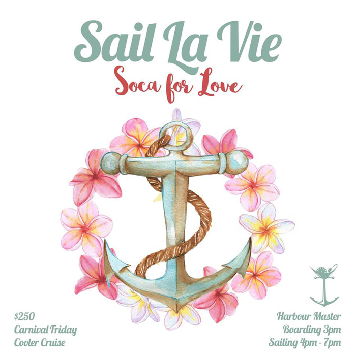 Sail La Vie Cooler Cruise