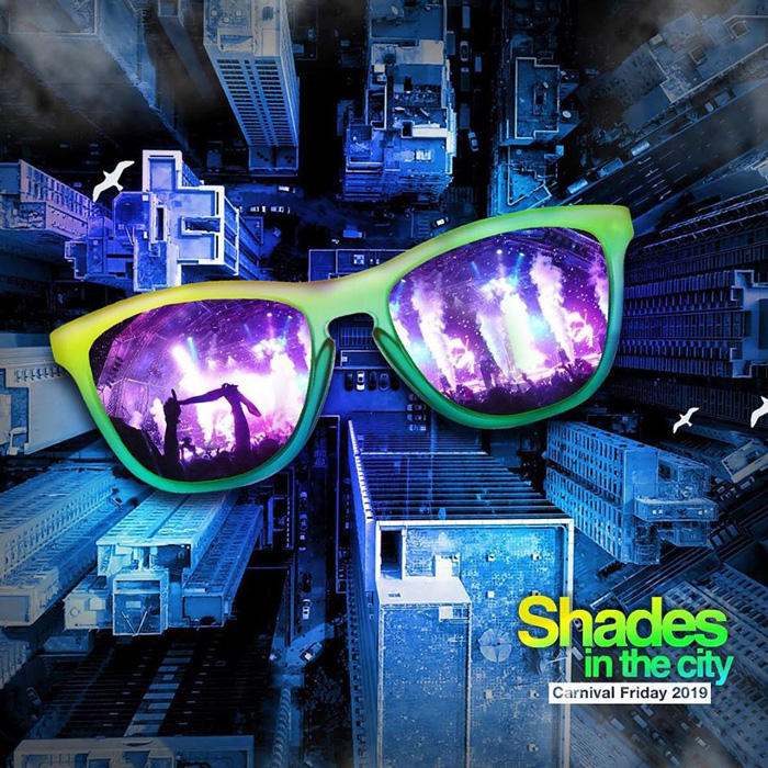 Shades in the City - Cooler Fete
