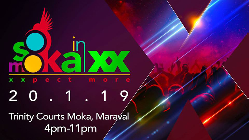 Soka In Moka XX Trinity College All Inclusive