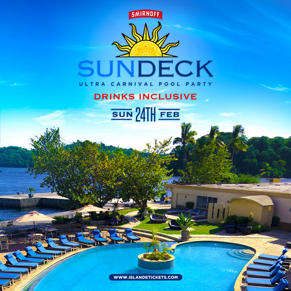 Sundeck Ultra Carnival Pool Party