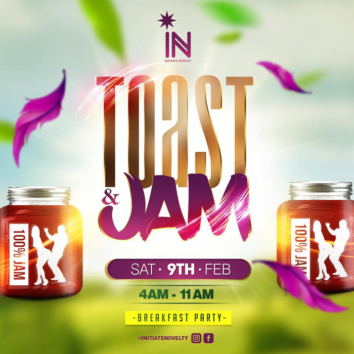 Toast & Jam - Breakfast Party