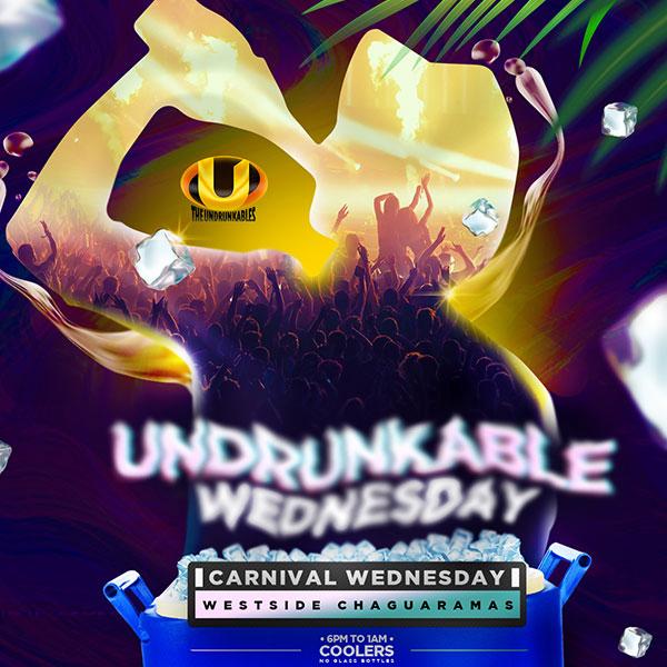 Undrunkable Wednesday