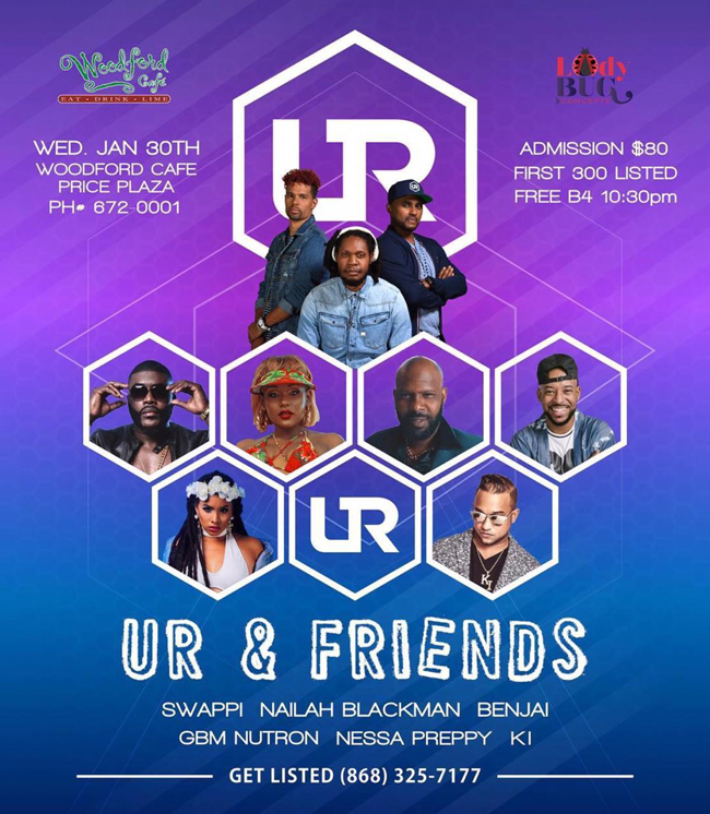 UR & Friends