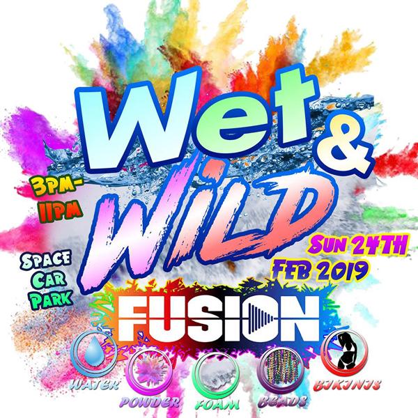 Wet & Wild - Fusion