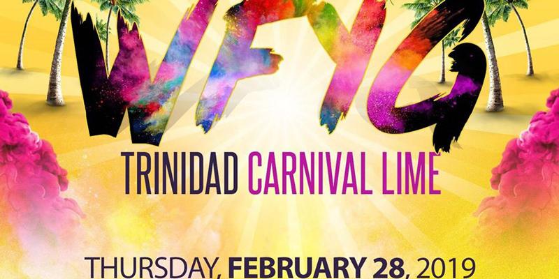 WFYG Trinidad Carnival Lime