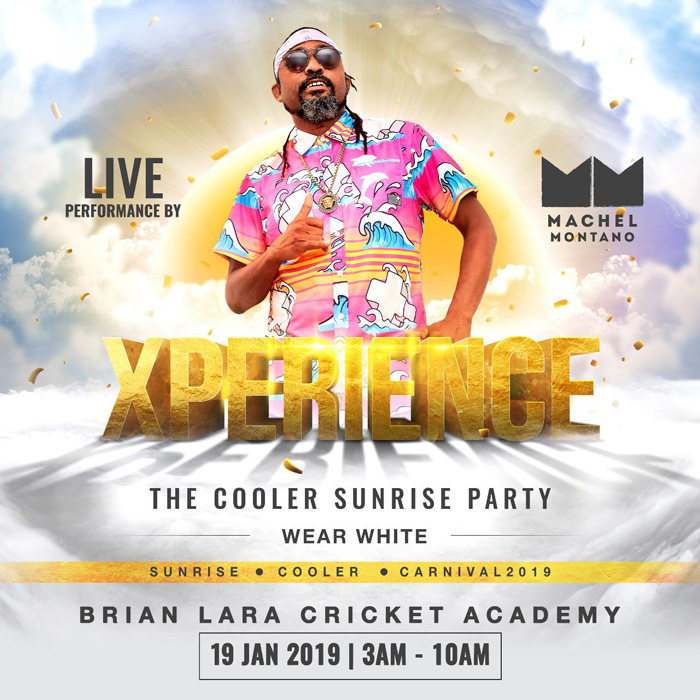 Xperience - The Cooler Sunrise Party