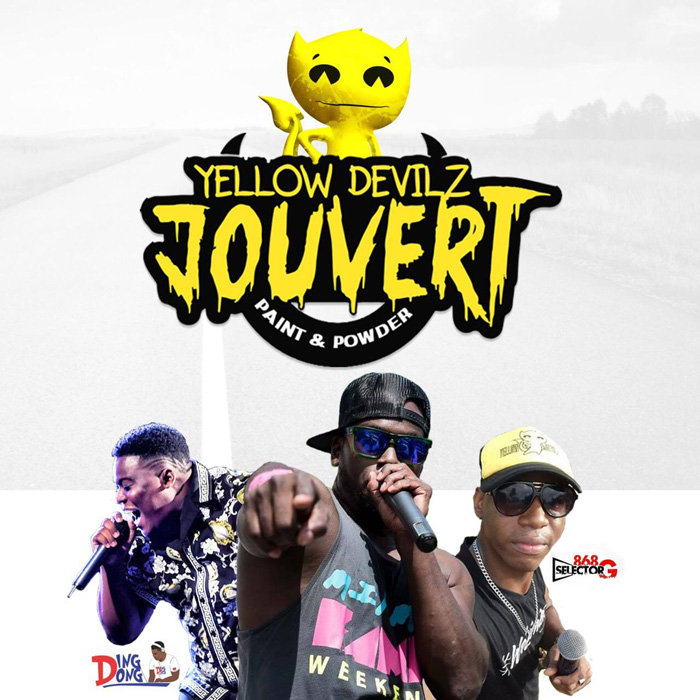 Yellow Devilz Jouvert