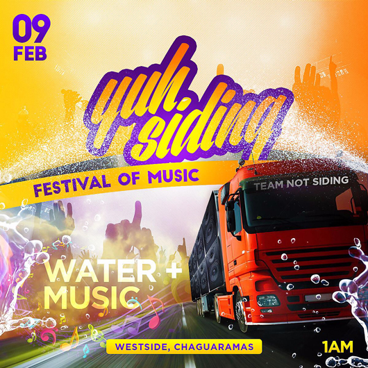 Yuh Siding The Festival of Music