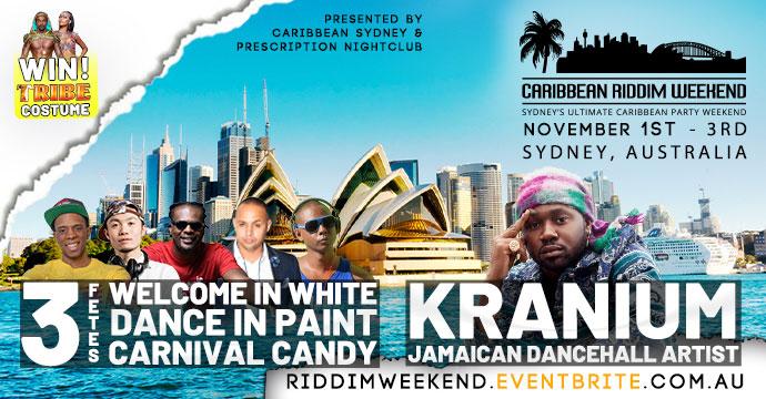 Caribbean Riddim Weekend Australia