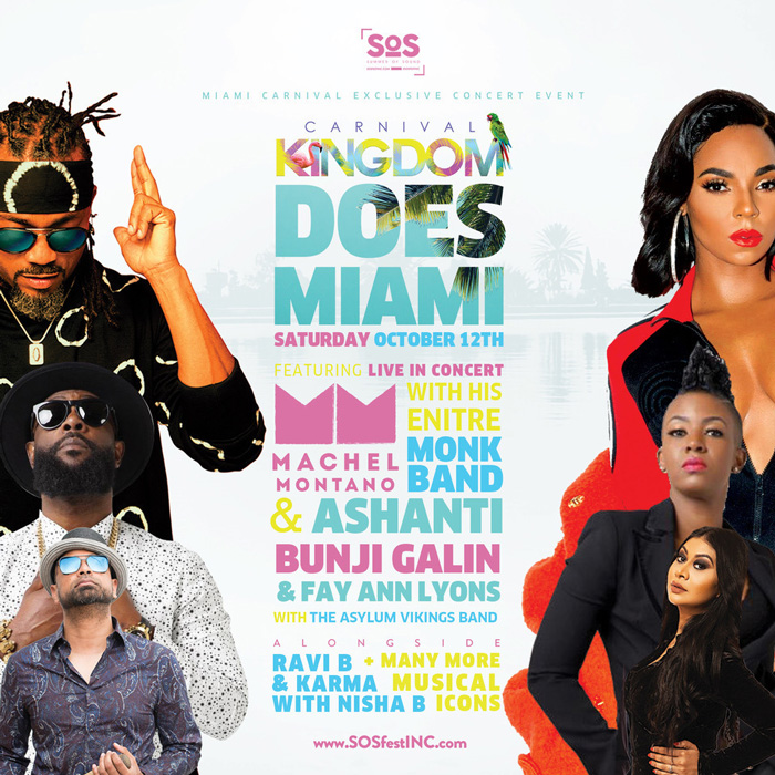 Carnvial Kingdom Does Miami