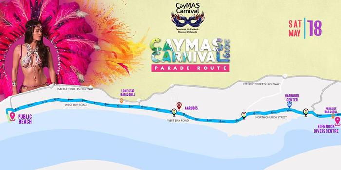 CayMAS Carnival Parade!!