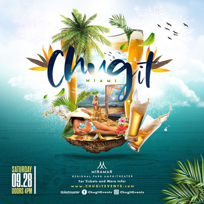 Chug It Miami – All-Inclusive