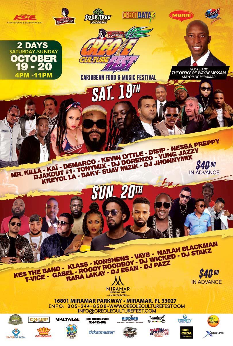 Creole Culture Fest 2019