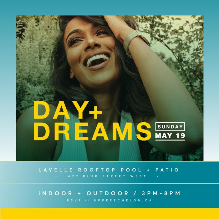 Day Dreams | Indoor + Outdoor
