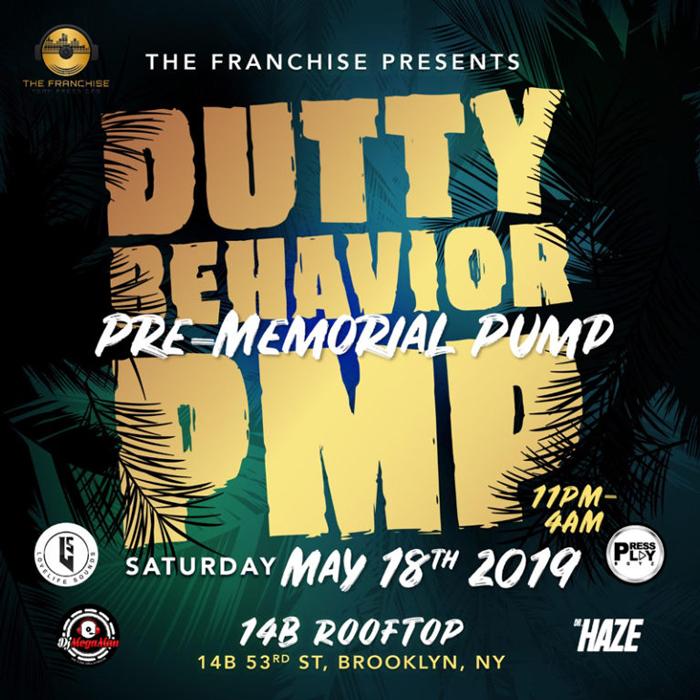 Dutty Behavior P.M.P.