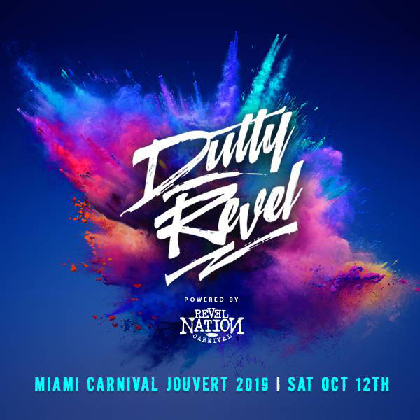 Dutty Revel - Miami Carnival Jouvert Band