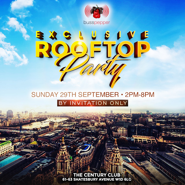 Exclusive Rooftop Party