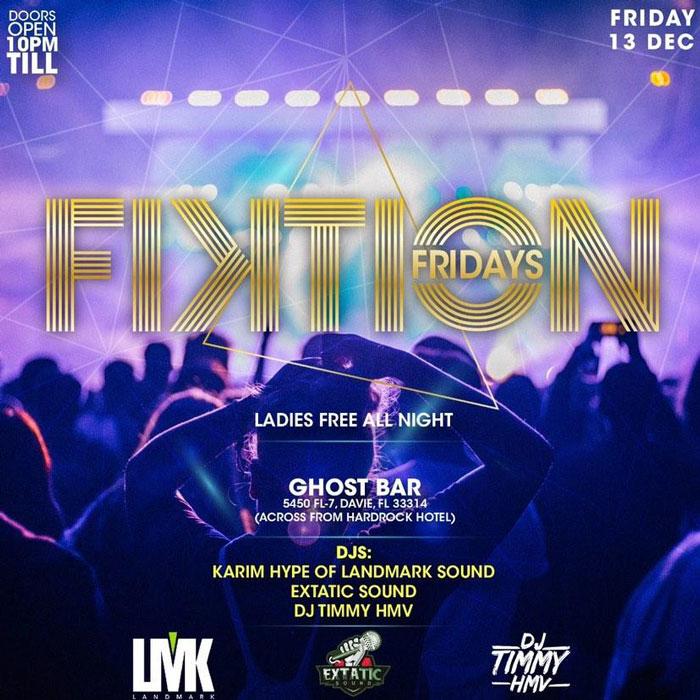 Fiktion Fridays