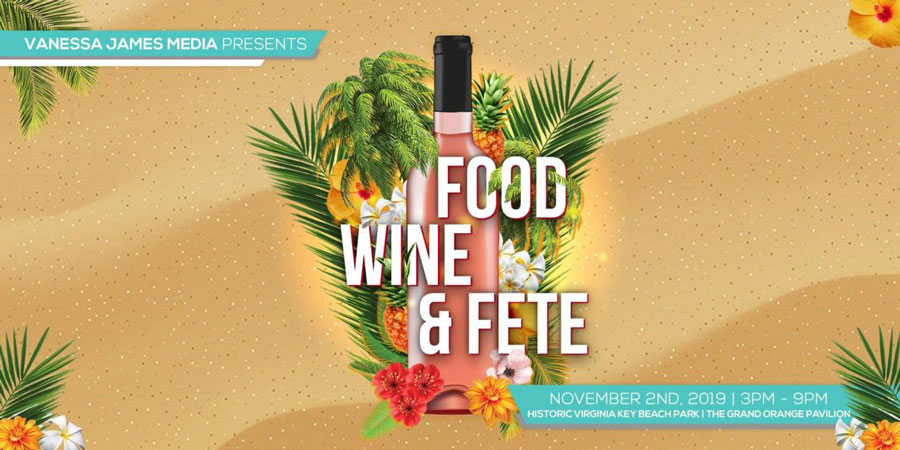 Food, Wine & Fete