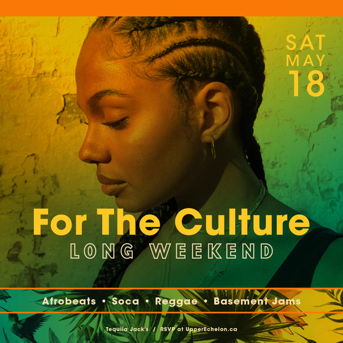For The Culture | Long Weekend Edition