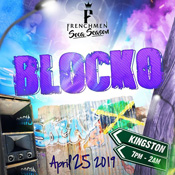 Frenchmen Blocko Street Party 2019
