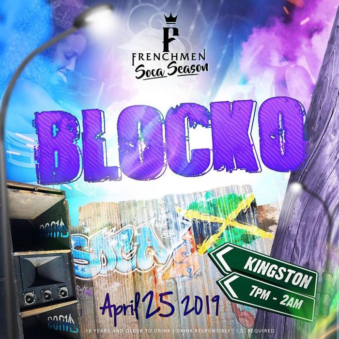 Frenchmen Blocko Street Party