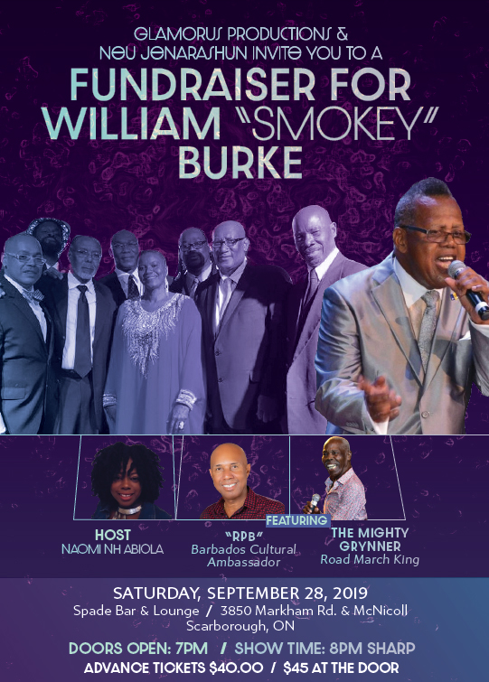 Fundraiser For William Smokey Burke