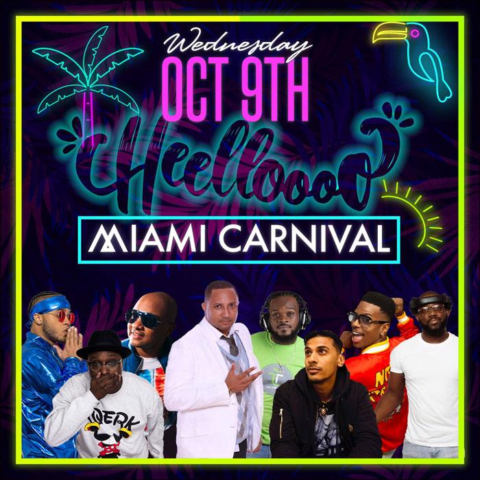 Heellooo Miami Carnival