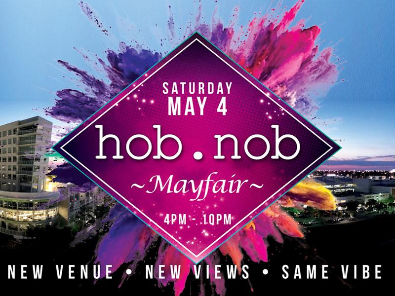 hob.nob ~ Mayfair ~