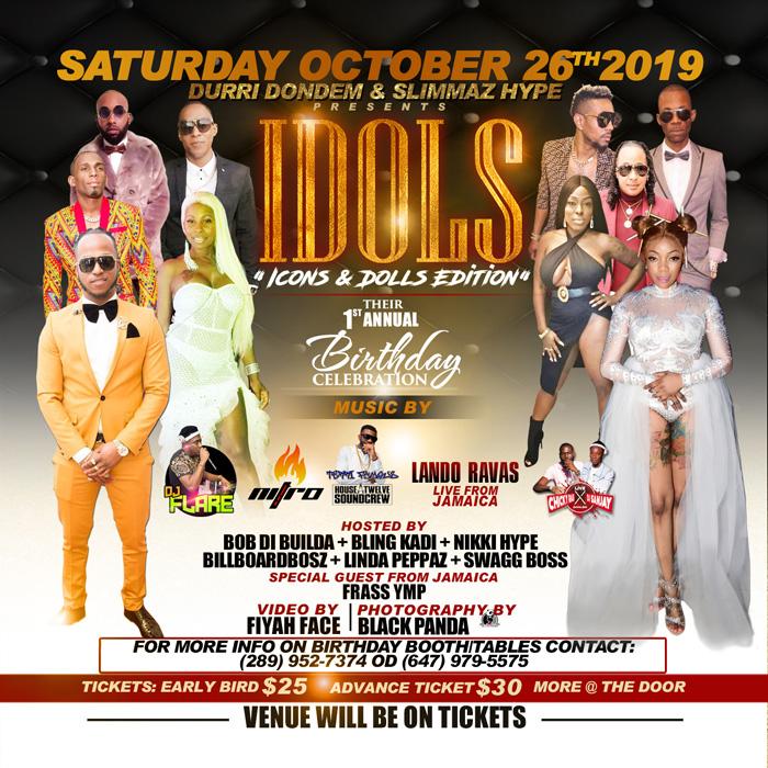 IDOLS - Icons & Doll Edition