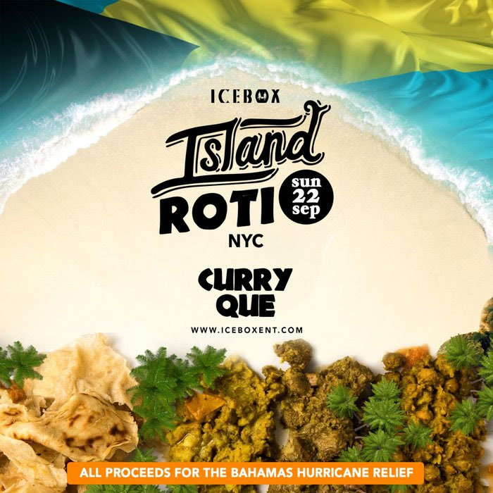 Island Roti - Curry Que