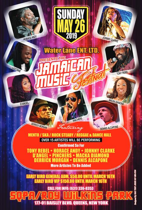 Jamaican Music Festival