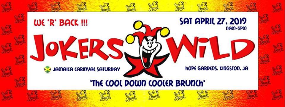 JOKERS WILD - The Cool Down Cooler Brunch