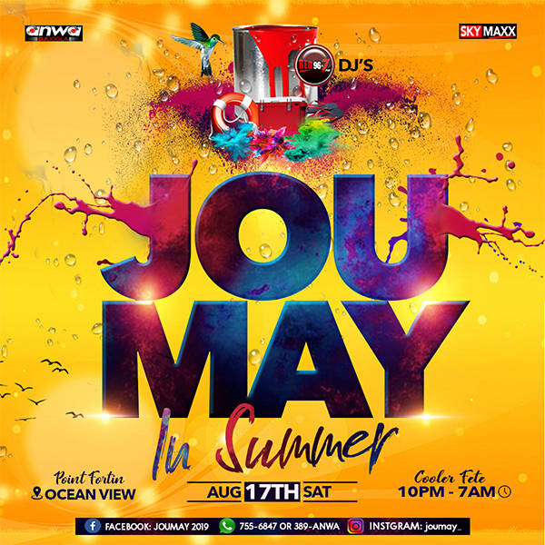 Joumay In Summer 2019